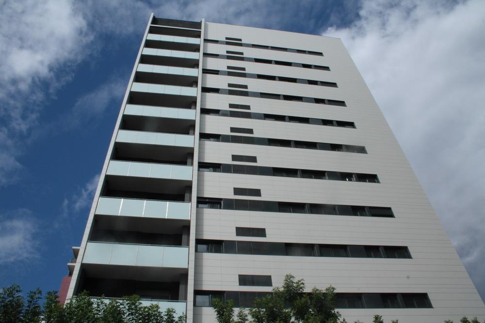 Edificio Plaza Europa Fachada