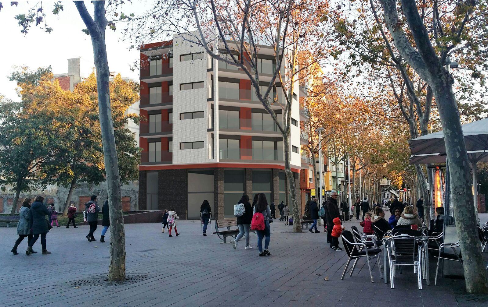 Render-edificio